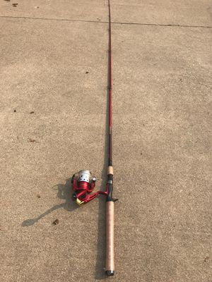 Cherry wood HD fishing rod for Sale in Chicago, IL