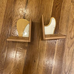 Fender Book Ends wood guitar for Sale in Brooklyn, NY