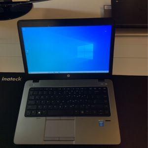 "$249 OBO HP EliteBook 840 ""14 Intel i5 4300U / 4GB RAM 320GB Hard Drive / Backlit Keyboard Windows 10 Se Habla Español for Sale in Long Beach, CA"
