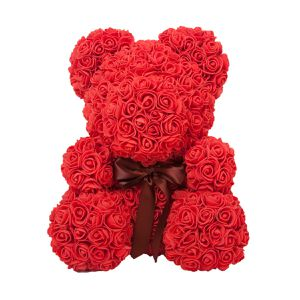 Custom rose teddy bear for Sale in Los Angeles, CA