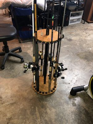 Fishing rods for sale or trade. Starting at $50 for Sale in Fort Lauderdale, FL