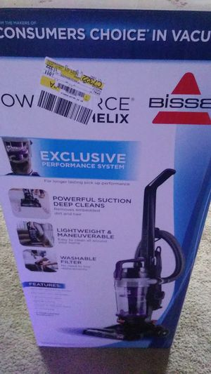 Bissell Powerforce Helix Vacuum (Purple) for Sale in Richmond, VA