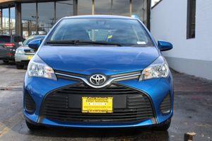2017 Toyota Yaris! $500 down we finance! for Sale in Shoreline, WA
