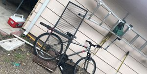 Hitch and bike for Sale in Garland, TX
