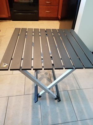 Camping table for Sale in Rockville, MD