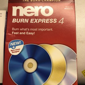 NERO DVD Windows 10 for Sale in Los Angeles, CA