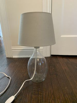 IKEA Table Lamp with Shade- works! for Sale in Dallas, TX