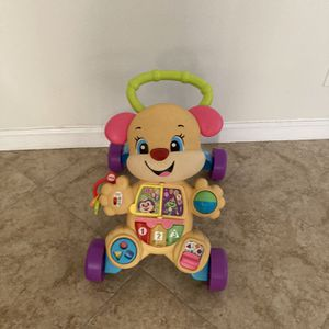 Fisher Price Laugh And Learn Smart Stage Walker for Sale in La Mirada, CA