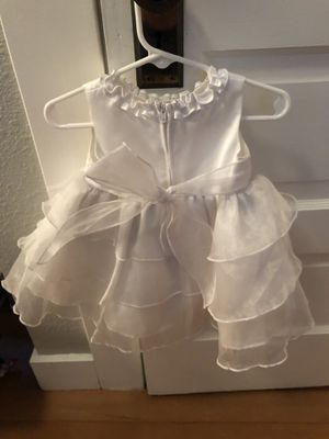 Small Baptism or Flower Girl Dress for Sale in Tacoma, WA