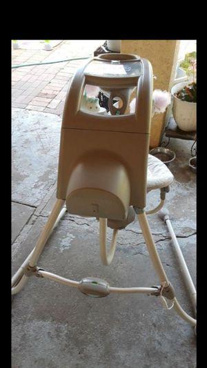 Ingenuity cradling swing for Sale in San Leandro, CA