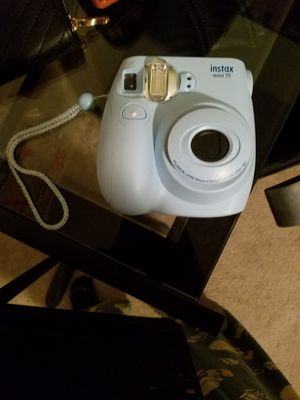 Fujifilm Instax Mini 7S Instant Film Cameras for Sale in Chula Vista, CA