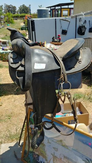 Saddle size 14 for Sale in Acampo, CA