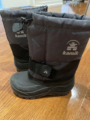 Kamik Snow Boot Kids Size 11 for Sale in North Miami Beach, FL