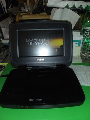 Rca portable DVD and Blue ray player for Sale in Batsto, NJ