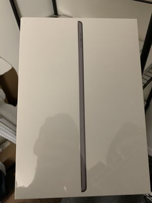 iPad 7th generation 10.2 Inch - 128GB - Space Gray -Brand New for Sale in Lyons, IL