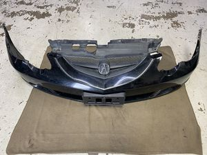 2002 2003 2004 Acura RSX Type-S Front Bumper Cover & Beam Reinforcement *B92P Black* for Sale in Tigard, OR