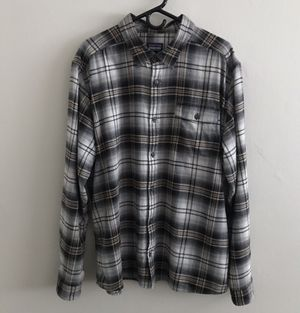 Patagonia Flannel XL for Sale in Westminster, CA