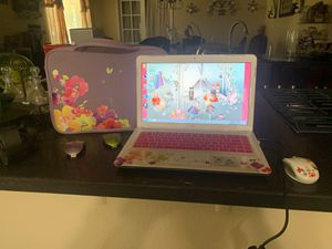 Laptop hp flowers for Sale in Modesto, CA