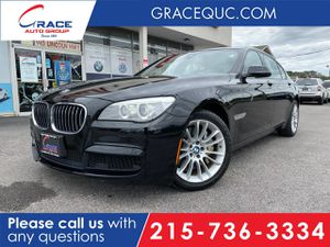 2014 BMW 7 Series for Sale in Morrisville, PA