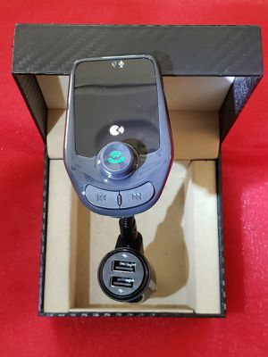 Brand new Bluetooth FM transmitor hands free calling and memory card mp3 player charger! Hablo Español for Sale in Pittsburg, CA