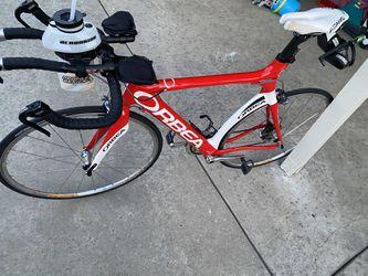 Orbea Oro TT Triathlon Bike for Sale in Sacramento, CA