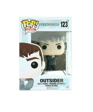 Funko Pop Games Dishonored2 Outsider Vinyl Action Figure #123 Collectibles for Sale in Las Vegas, NV