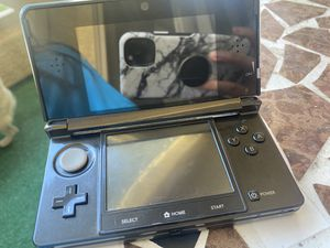 Nintendo 3Ds with charger and 2 games OBO for Sale in Glendale, AZ