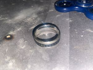 Tiffany & co titanium caliper ring for Sale in Portland, OR