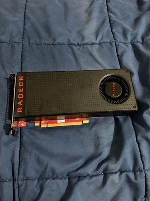 Amd Radeon rx580 for Sale in Oakland, CA