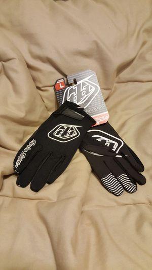 Troy Lee full finger mountain bike gloves for Sale in Austin, TX