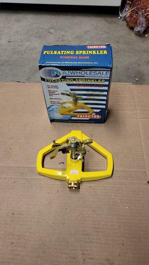 Pulsating sprinkler new for Sale in Riverside, CA