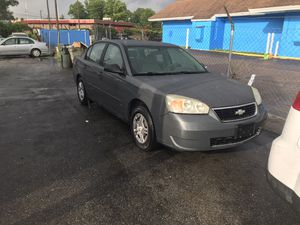 2007 Chevy Malibu Reliable and Runs Great for Sale in North Chesterfield, VA