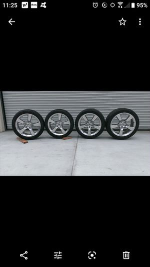 "2010-13 Camaro Oem 20"" Wheel &Tires for Sale in Long Beach, CA"