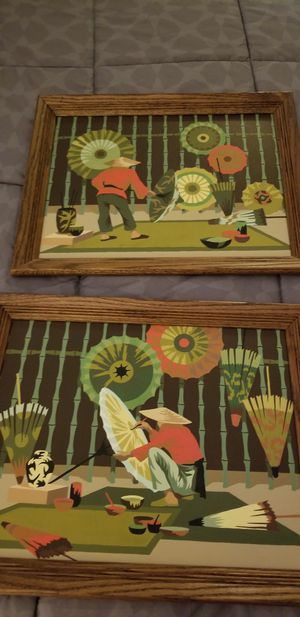 Asian paintings for Sale in South Windsor, CT