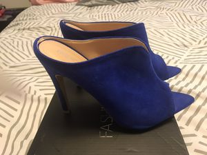 Blue Heels for Sale in Saint Robert, MO