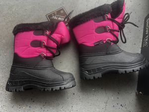 Snow Tec. Kids size 7. Snow boots. for Sale in San Diego, CA