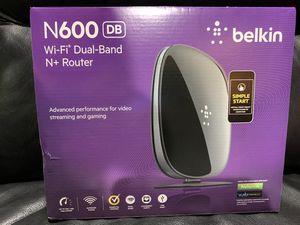 Belkin N600 DB Wireless Router for Sale in Manheim, PA