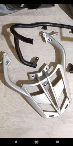 BMW motorcycle Rear Luggage Rack for Sale in Chicago, IL