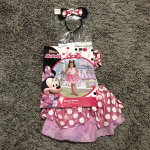 Minnie Mouse Halloween Costume for Sale in Vancouver, WA