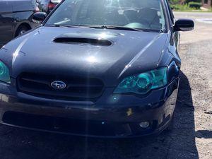 2005 Subaru Legacy Gt for Sale in Tulsa, OK