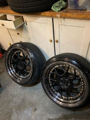 Aodhan DS01 18x9.5 for Sale in Vancouver, WA