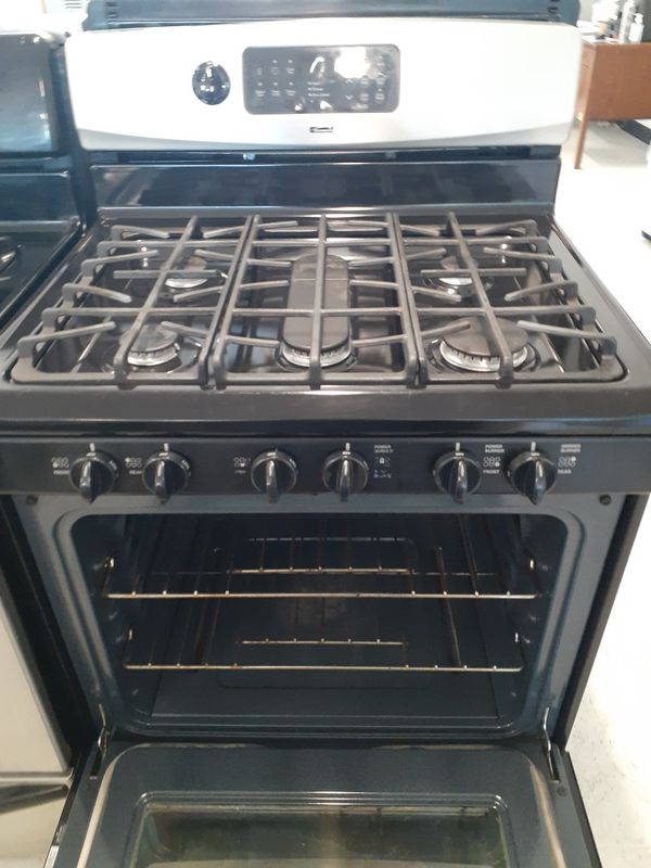Kenmore gas stove used in good condition with 90 day's warranty