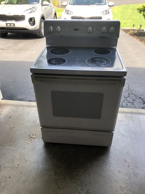 Stove still works just remodeling for Sale in Dover, PA