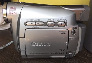 Canon ZR200 video recorder for Sale in Irwindale, CA