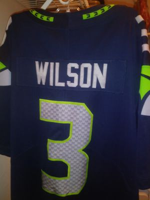 Nike Russell Wilson Dri -fit Jersey - Seattle Seahawks for Sale in San Angelo, TX
