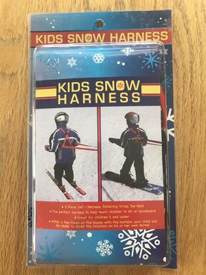 Ski harness for kids for Sale in Windsor charter Township, MI
