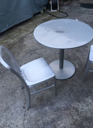 Patio furniture aluminum for Sale in Hayward, CA