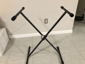 DJ Controller Stand , Adjustable height and width for Sale in Lakeland, FL