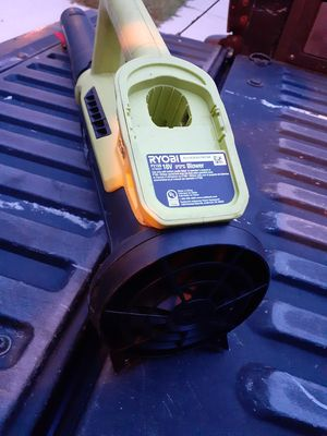 18 volt battery operated ryobi blower for Sale in Orlando, FL