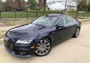 By-Folding Rear Seats 2011 Audi A7 Quattro for Sale in San Francisco, CA